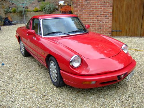 Close Window Previous Of Next Alfa Romeo Spider S RHD - 1993 alfa romeo spider for sale