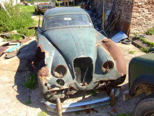 Jaguar XK150 34 Litre FHC 1960