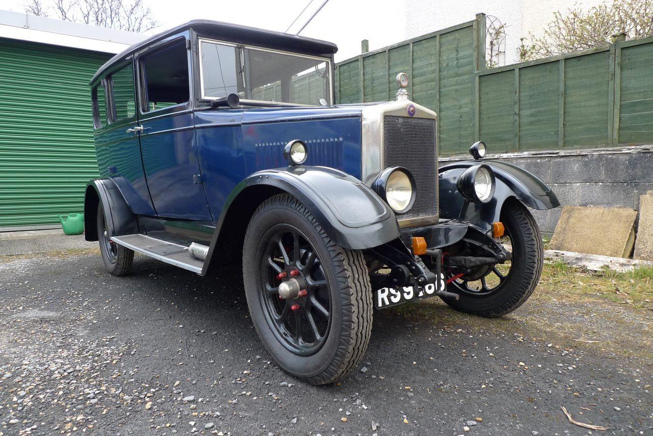 1927 austin seven gordon british car auctions gb cars. Black Bedroom Furniture Sets. Home Design Ideas