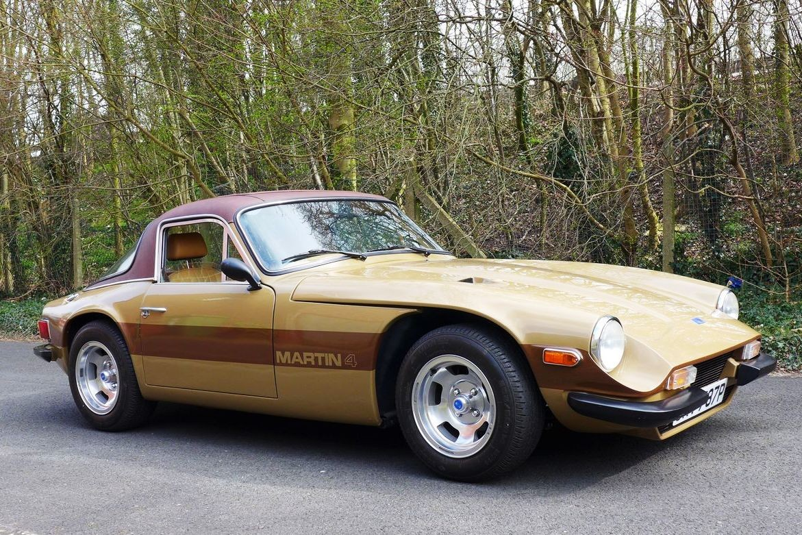 coming to auction from classic chatter 1976 tvr 3000m 39 martin edition 39 brightwells 13 05 15. Black Bedroom Furniture Sets. Home Design Ideas