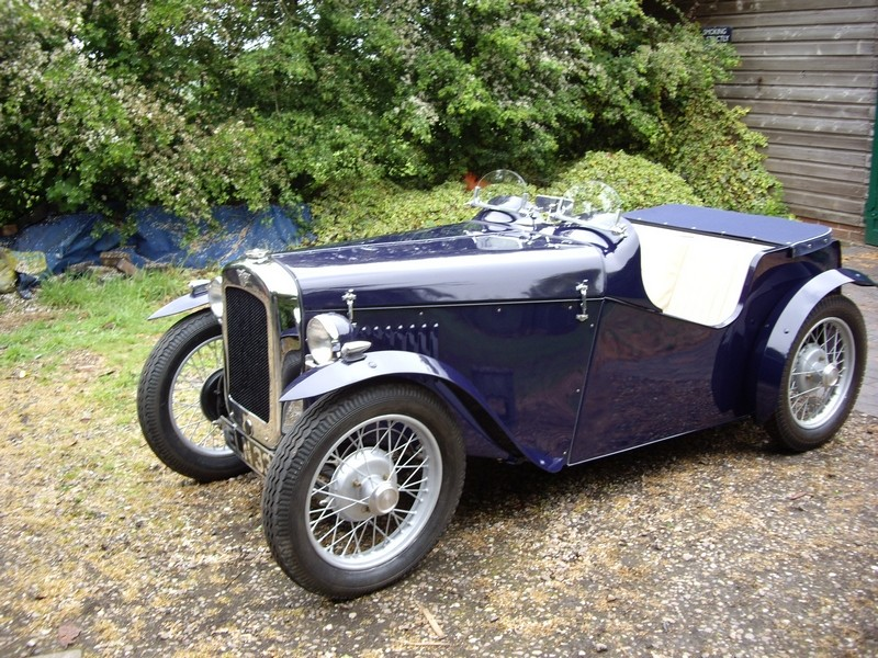 Austin 7 Cambridge Special 1937 | Vintage British Sports Cars ...