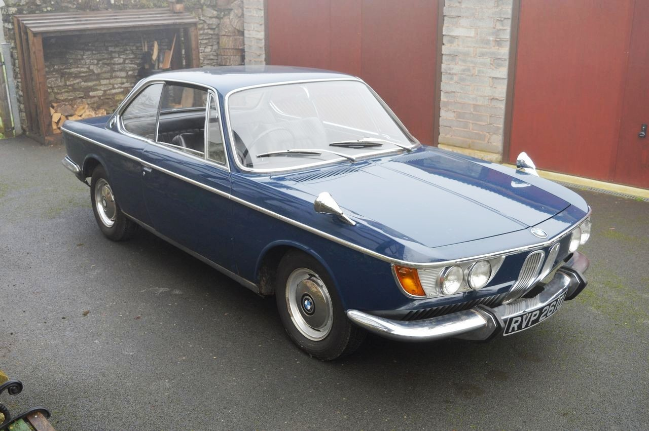 BMW 2000 C Automatic Coupe