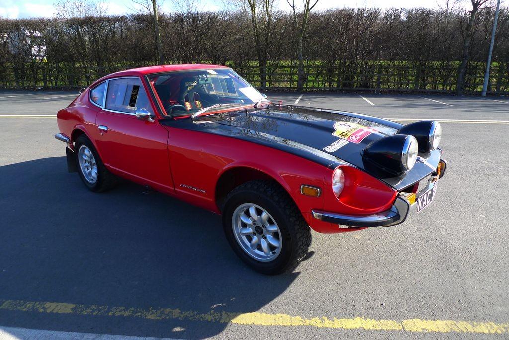 Nice Datsun 240z Rally Car For Sale Inspiration - Classic Cars Ideas ...