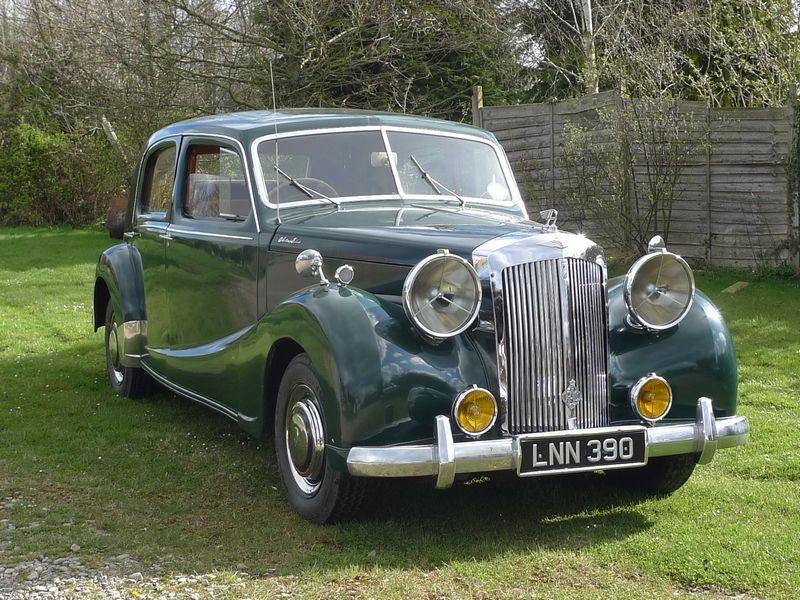 Austin Sheerline A125 1950 | British Classic Cars | Pinterest ...