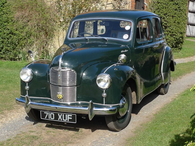 Austin A40 Devon - 1951 | Devon, Cars and British car