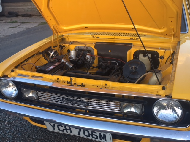 Morris Marina 1.3 Coupe Deluxe