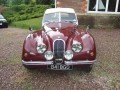 Jaguar XK120 Replica