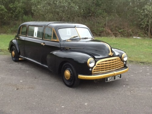 Morris Oxford Stretch Limo